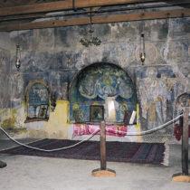 Λεπτομέρεια από το εσωτερικό του Ι.Ν. Αγίου Ιωάννη του Προδρόμου.