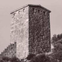 Αναστηλώθηκε ο νοτιοανατολικός πύργος του αρχαίου φρουρίου των Αιγοσθένων