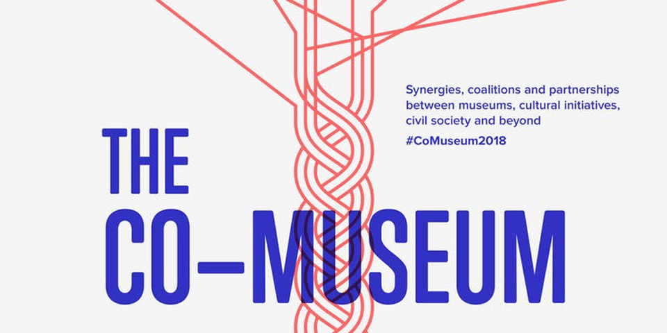 «ΤΟ ΣΥΝ - ΜΟΥΣΕΙΟ: Συνέργειες, συνεταιρισμοί και συμπράξεις μεταξύ μουσείων, πολιτιστικών πρωτοβουλιών, της κοινωνίας των πολιτών και όχι μόνο».