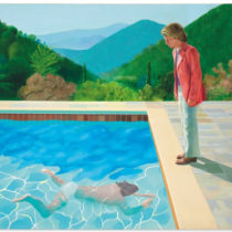 Πίνακας του Ντέιβιντ Χόκνι πωλήθηκε 90,3 εκατομμύρια δολάρια
