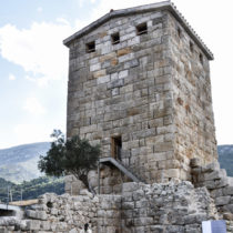 Επίσκεψη στο αρχαίο φρούριο των Αιγοσθένων
