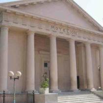Δωρεά δύο ρωμαϊκών κιονόκρανων στο Ελληνορωμαϊκό Μουσείο Αλεξάνδρειας