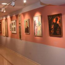 Δωρεά έργων του Βάλια Σεμερτζίδη στο Μουσείο Νεοελληνικής Τέχνης Ρόδου