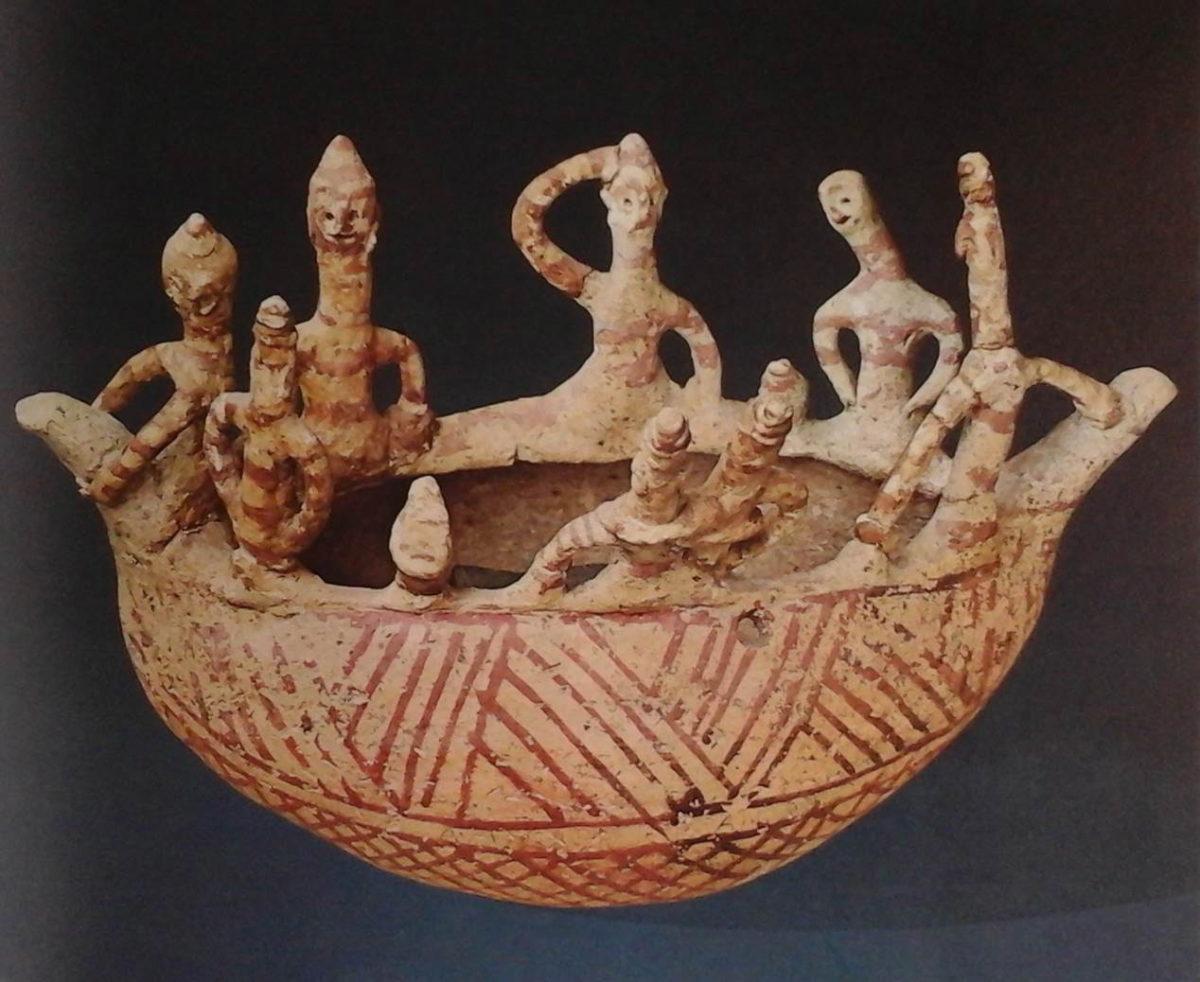 «Ιστορία της κεραμεικής στον ελληνικό χώρο»