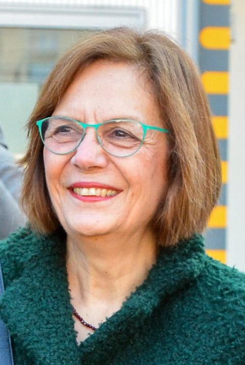 Η υπουργός Πολιτισμού και Αθλητισμού, Μυρσίνη Ζορμπά (φωτ.: ΑΠΕ-ΜΠΕ).