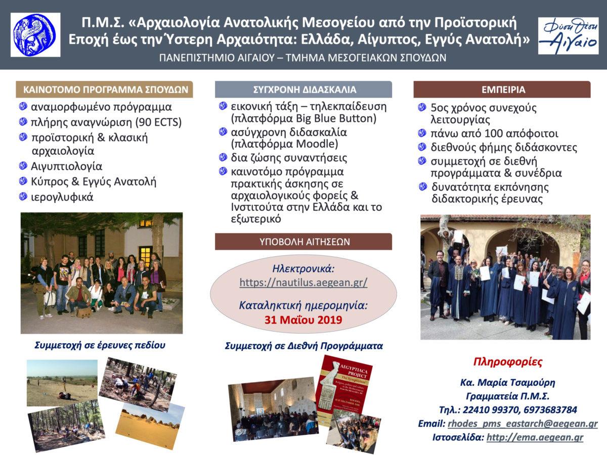 Αρχαιολογία Ανατολικής Μεσογείου