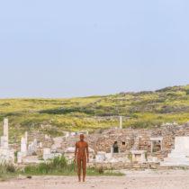 Ανεξάρτητο microsite για την προβολή αρχαιολογικών και ιστορικών χώρων