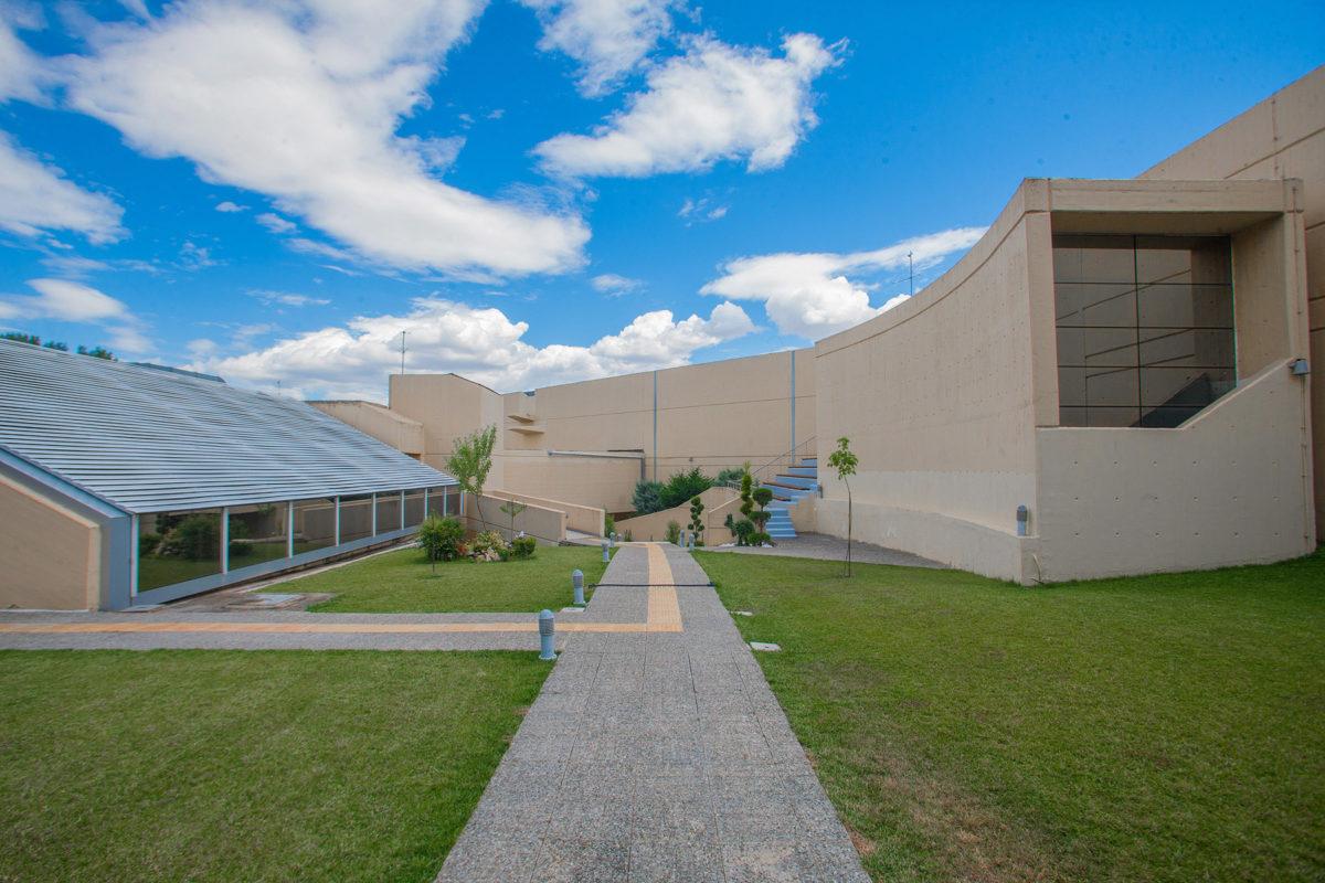 Το Διαχρονικό Μουσείο Λάρισας (φωτ.: ΥΠΠΟΑ).