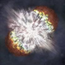 Εκρήξεις supernova ανάγκασαν τους προγόνους μας να κατέβουν από τα δέντρα;
