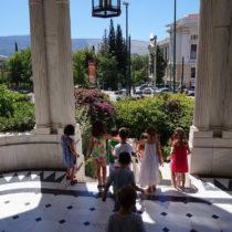 Ένα παιχνίδι ανάμεσα στον Πικάσο και την αρχαιότητα