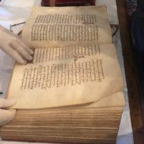 Μοναδικοί θησαυροί της βιβλιοθήκης του Ελληνικού Ινστιτούτου Βενετίας