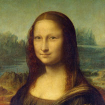 Η Mona Lisa με ασιατικά μάτια