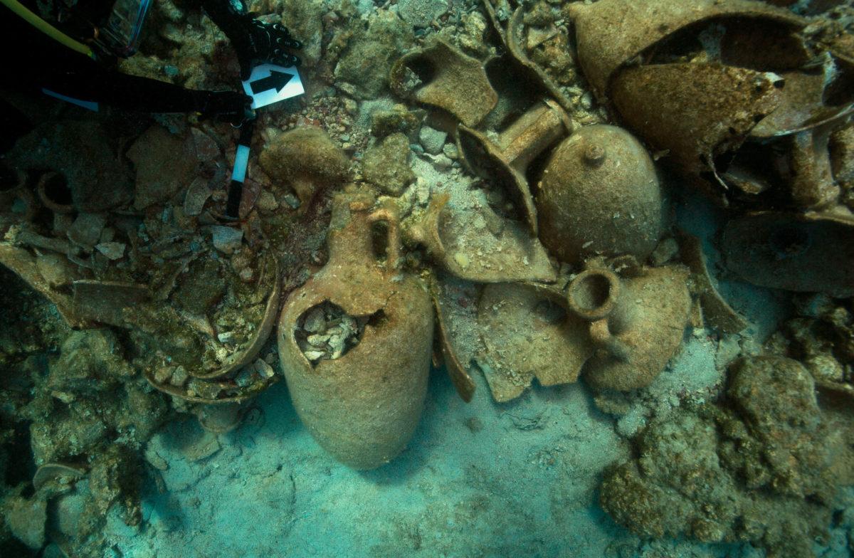 Στα πλέον αξιόλογα ευρήματα της έρευνας του 2019 συμπεριλαμβάνονται ένα ναυάγιο με μεικτό φορτίο αμφορέων από το Αιγαίο (Κνίδος, Κως και Ρόδος), την Φοινίκη και την Καρχηδόνα, που χρονολογείται λίγο πριν τα μέσα του 3ου αιώνα π.Χ.