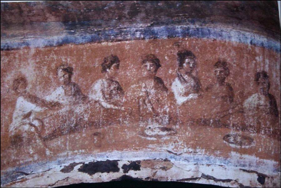Στα βήματα των πρώτων χριστιανών
