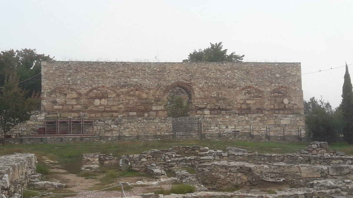 Το Μπεζεστένι της Λάρισας (φωτ.: ΑΠΕ-ΜΠΕ).