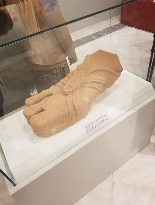 Στο Αθανασάκειο Αρχαιολογικό Μουσείο Βόλου (φωτ.: ΥΠΠΟΑ).