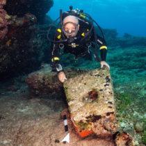 Πέντε ναυάγια εντοπίστηκαν στον θαλάσσιο χώρο της Κάσου