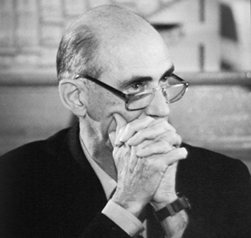 Ο Χρήστος Λαμπράκης.