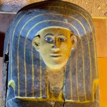 Τρεις ξύλινες σαρκοφάγοι της 18ης Δυναστείας ήρθαν στο φως