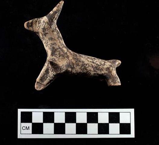 Εύρημα από την ανασκαφή στο Λύκαιον Όρος (φωτ.: Εφορεία Αρχαιοτήτων Αρκαδίας, Mount lykaion excavation and survey project).