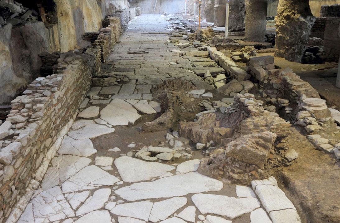 Προσφυγή στο ΣτΕ κατά της απόσπασης των αρχαιοτήτων στον Σταθμό Βενιζέλου