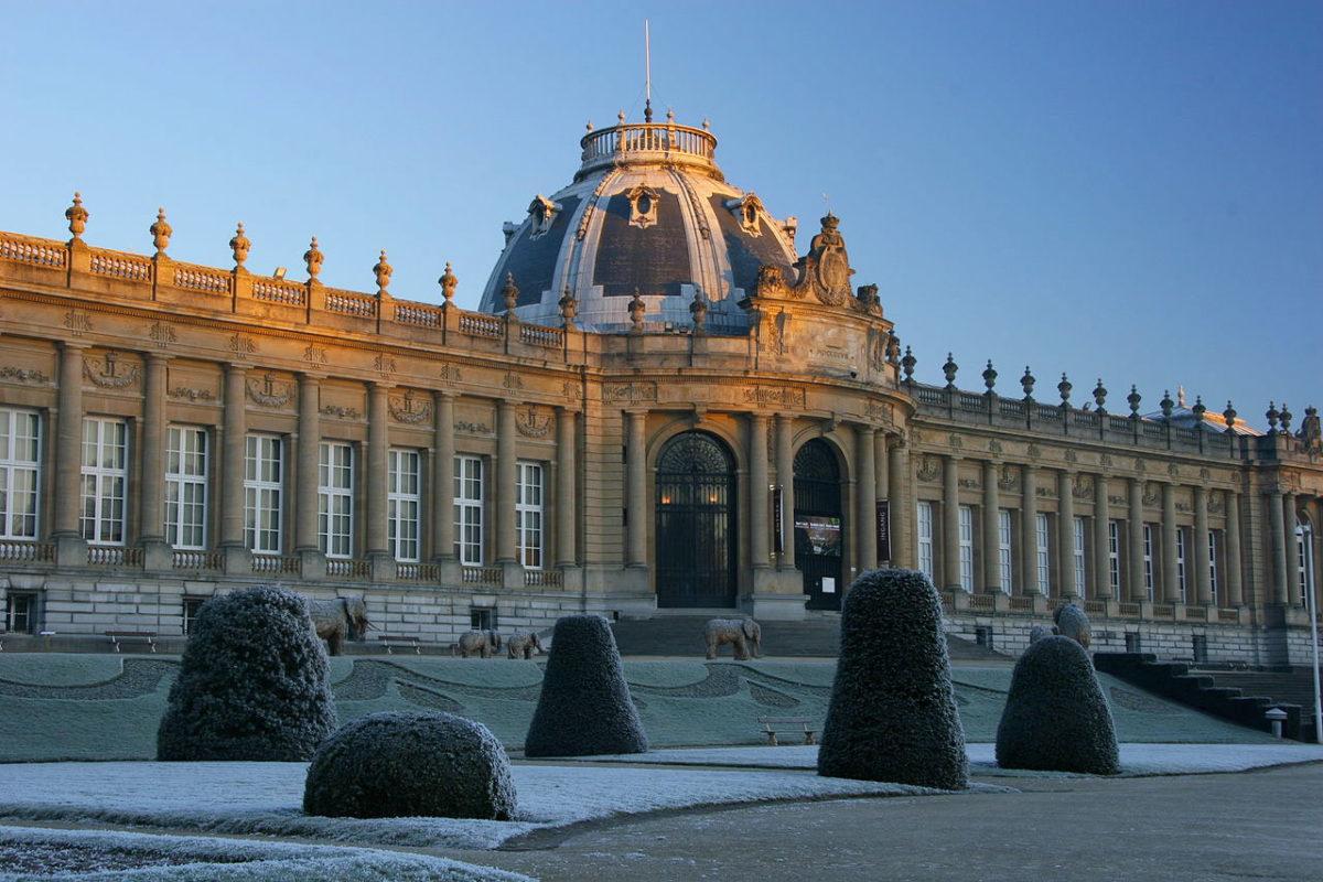 H είσοδος του Βασιλικού Μουσείου για την Κεντρική Αφρική, του Βελγίου (φωτ.: Wikipedia).