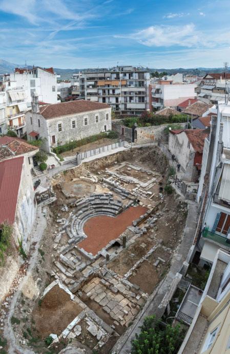Η Προϊσταμένη και το επιστημονικό προσωπικό της Εφορείας Αρχαιοτήτων Άρτας θα παρουσιάσουν πτυχές του πολυσχιδούς έργου της Εφορείας.