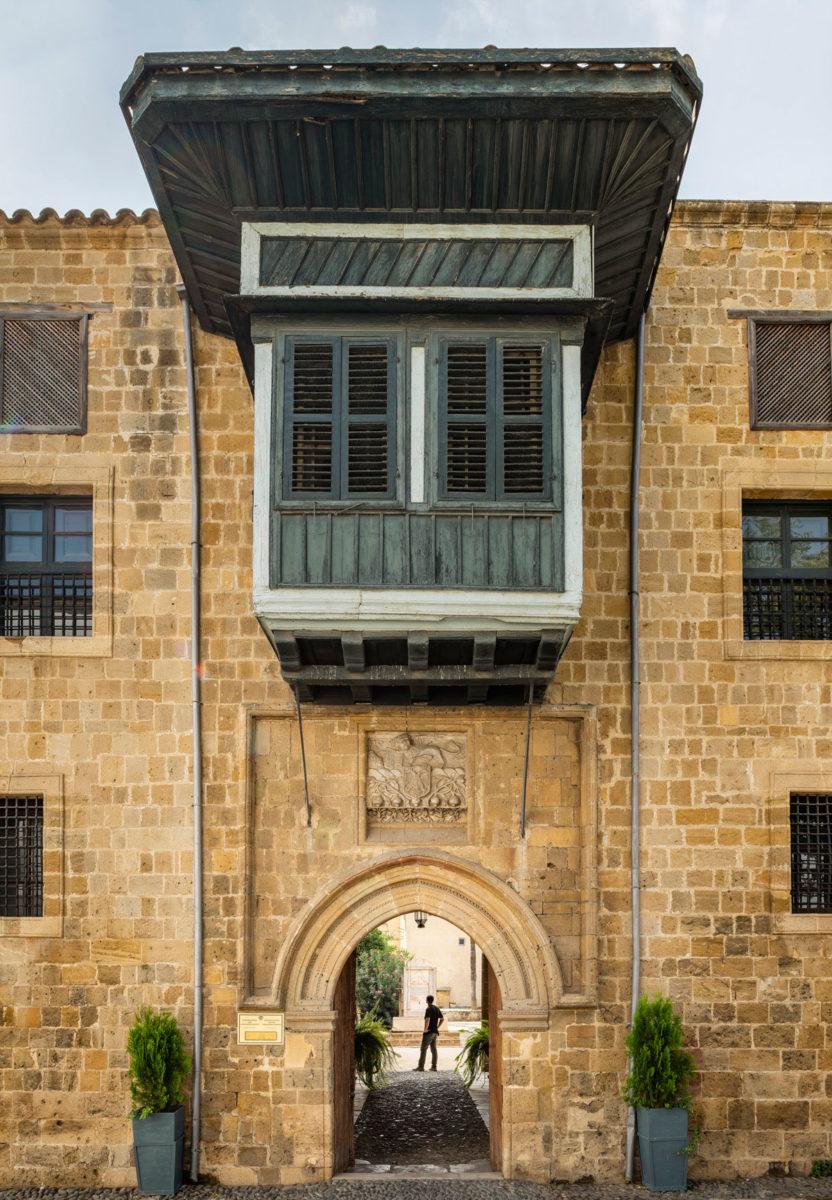 Το Εθνολογικό Μουσείο Κύπρου (Οικία Χατζηγεωργάκη Κορνέσιου). Φωτ.: Τμήμα Αρχαιοτήτων Κύπρου.