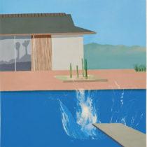 Ο θρυλικός πίνακας «The Splash» του Ντέιβιντ Χόκνεϊ θα δημοπρατηθεί
