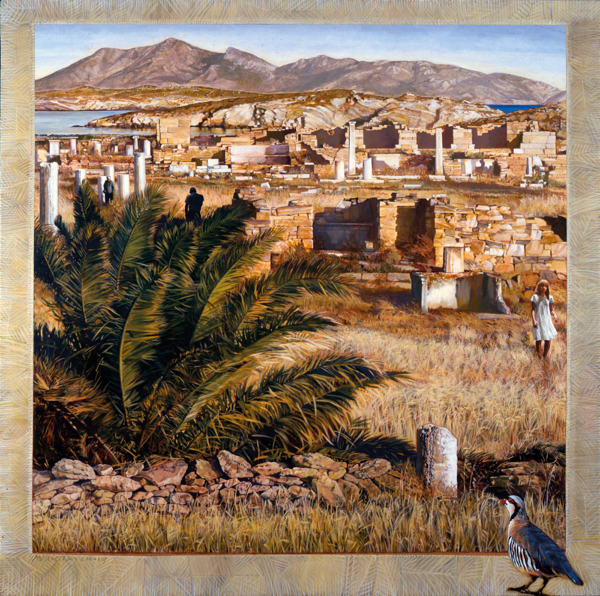 Αλέκος Λεβίδης: «ΜυθΙστορικά»
