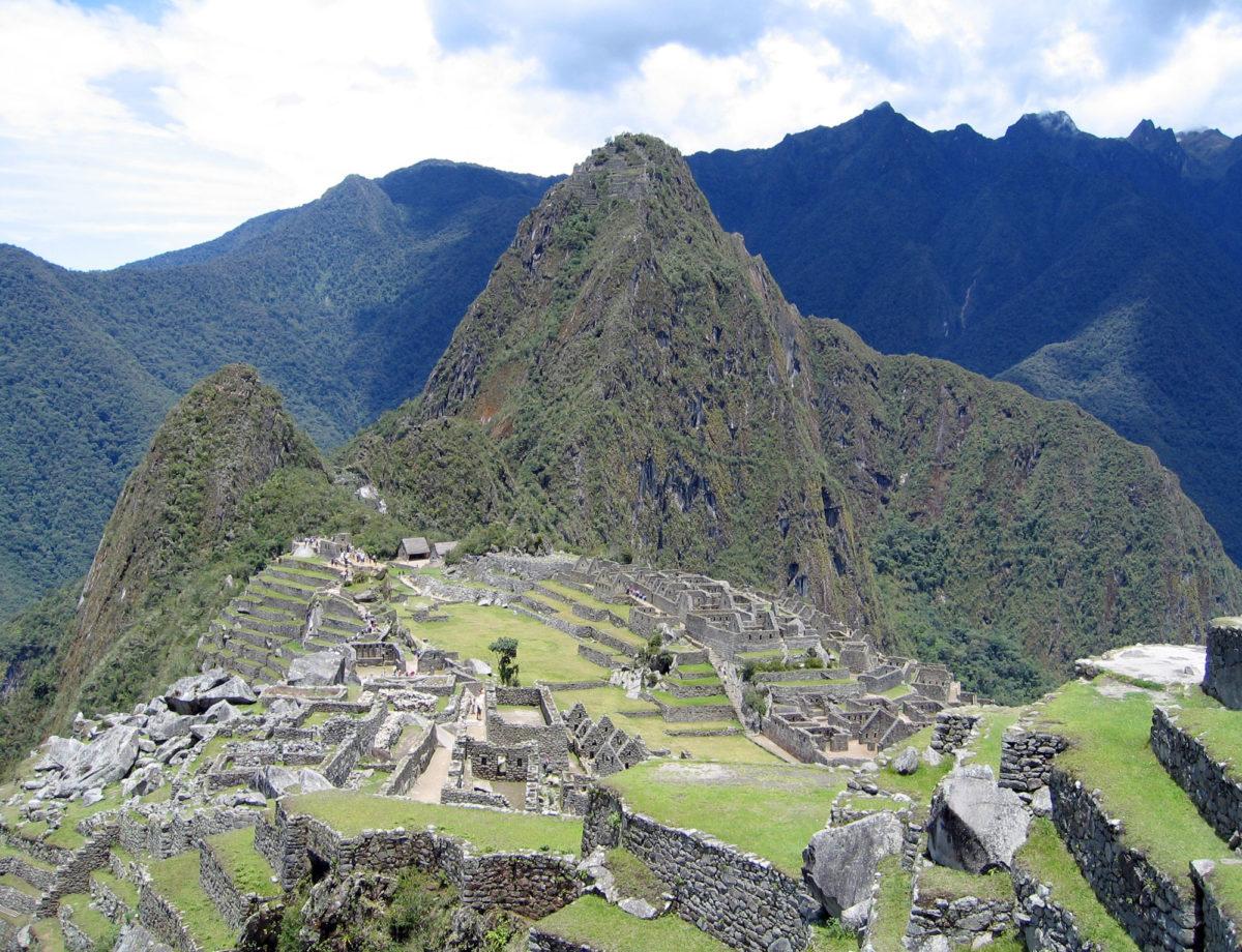 Το Μάτσου Πίτσου (φωτ.: Βικιπαίδεια).
