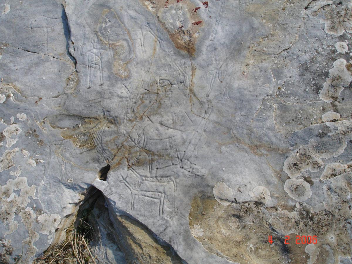 Μηνύσεις για την καταστροφή των βραχογραφιών του Παγγαίου