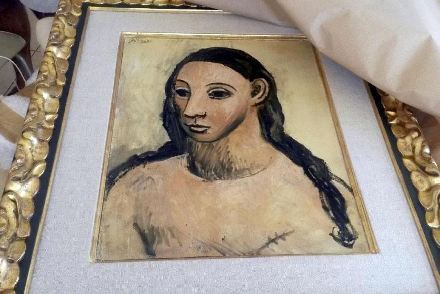 Πρόστιμο 52 εκατ. ευρώ για λαθραία εξαγωγή πίνακα του Πικάσο