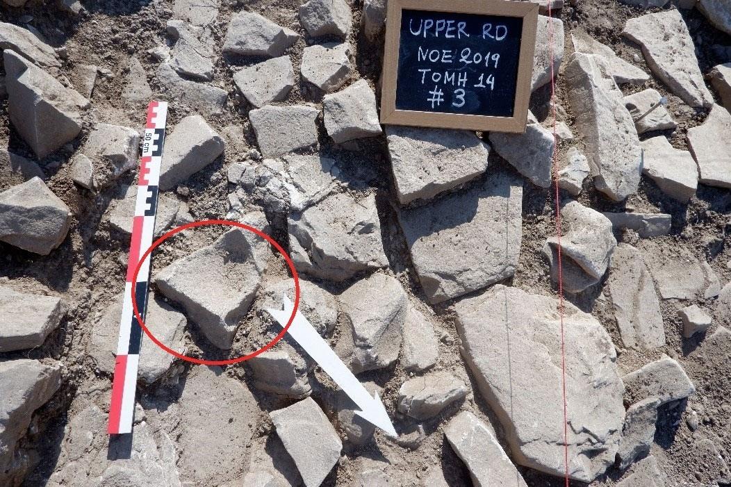 Προϊστορική εγκατάσταση αποκαλύπτεται σταδιακά στο Τρόοδος
