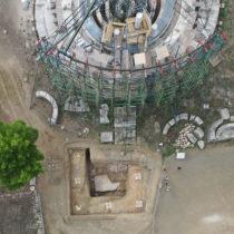 Κτήριο κάτω από τη Θόλο ρίχνει νέο φως στο Ασκληπιείο της Επιδαύρου