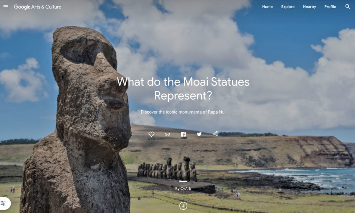 Μνημεία που απειλούνται από την κλιματική αλλαγή