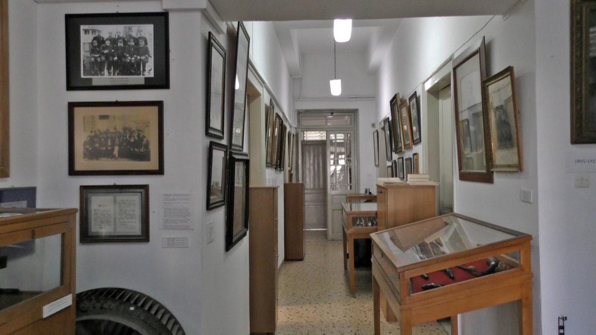 Ιστορικό Αρχείο Κρήτης (φωτ.: ΑΠΕ-ΜΠΕ).