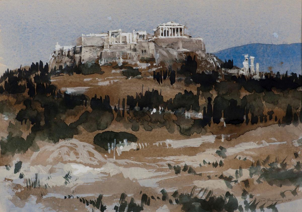 Όψεις της Αθήνας μέσα από μια πολύτιμη συλλογή