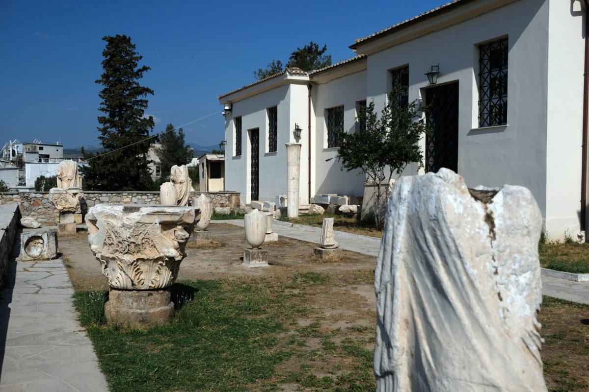 Με χορηγία η επανέκθεση του Αρχαιολογικού Μουσείου Ελευσίνας