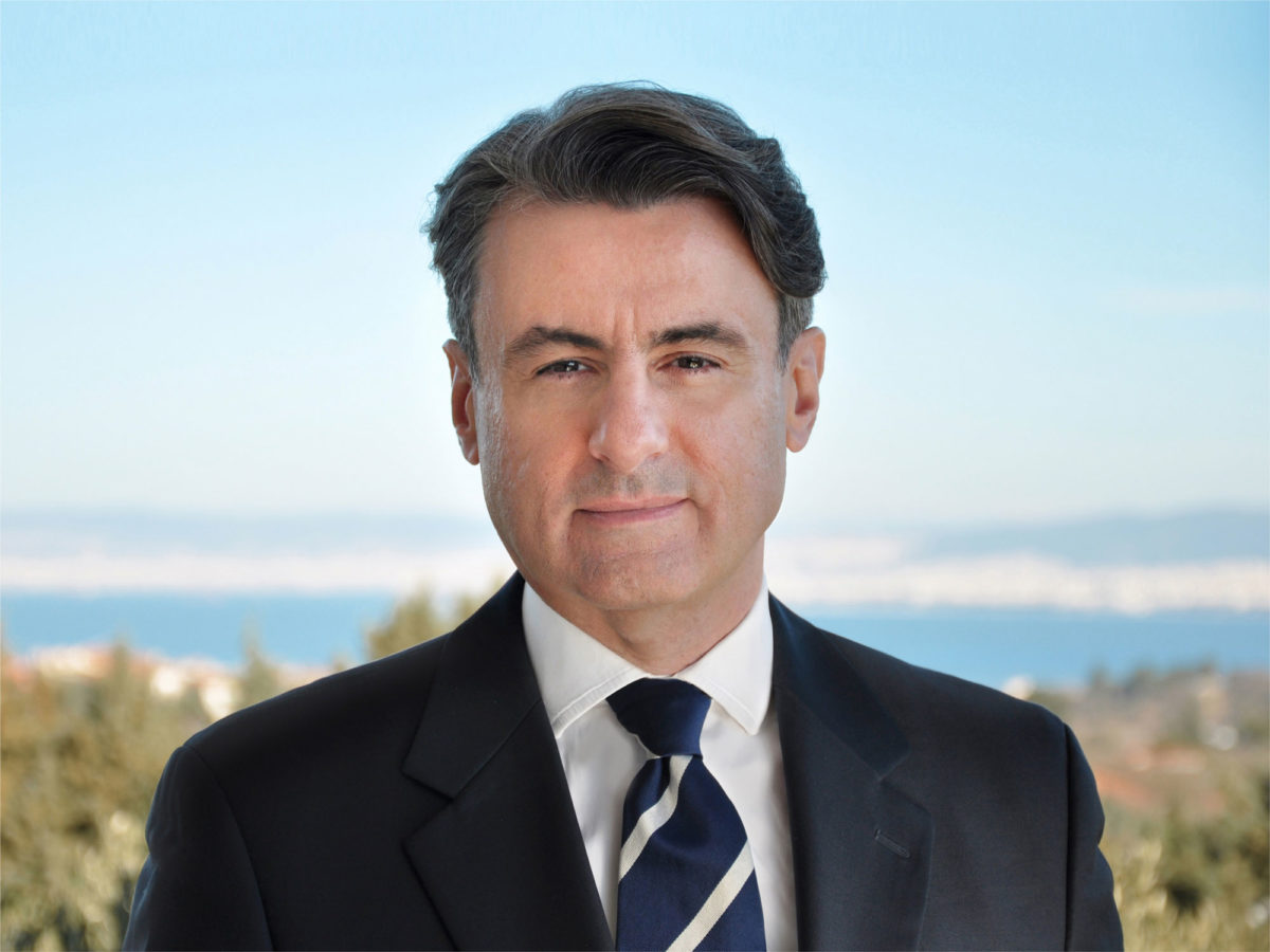 Ο Κώστας Γιαβής, επίκουρος καθηγητής στο Τμήμα Φιλολογίας του Αριστοτελείου Πανεπιστημίου Θεσσαλονίκης.