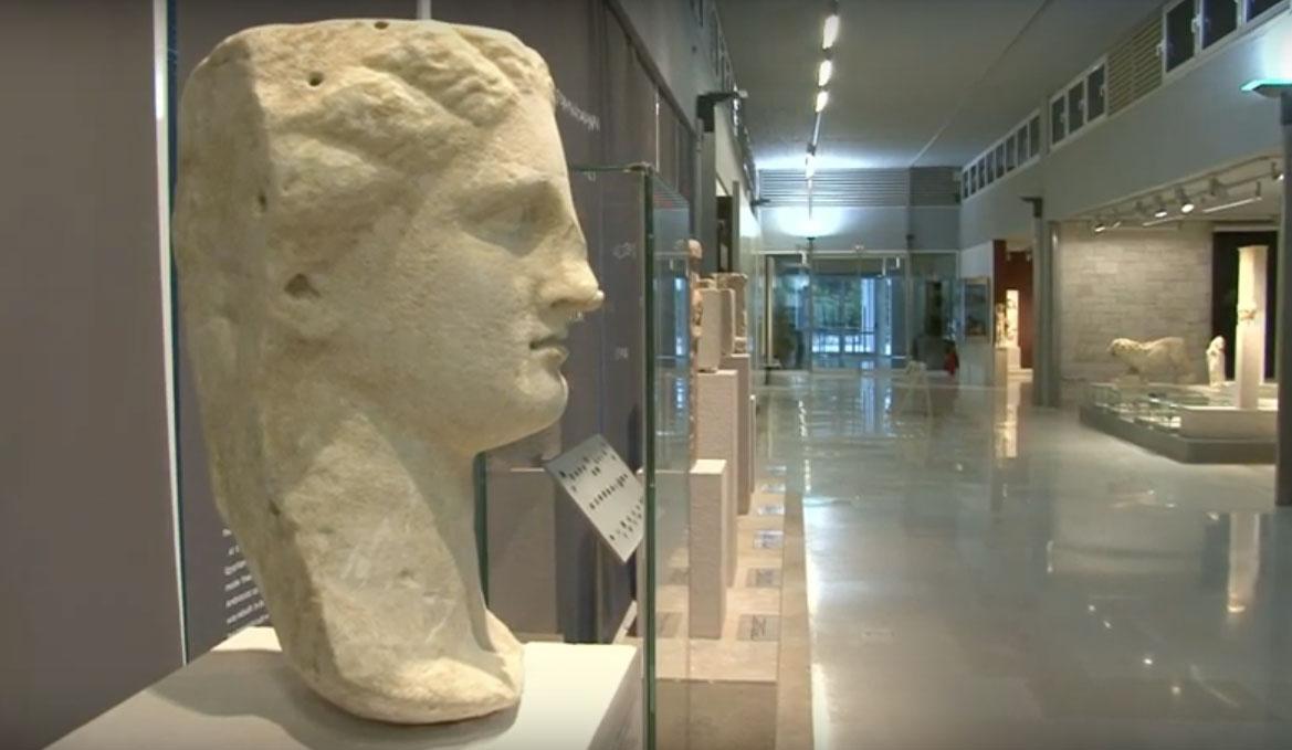 «Μένουμε σπίτι… συνδεόμαστε με το Μουσείο»