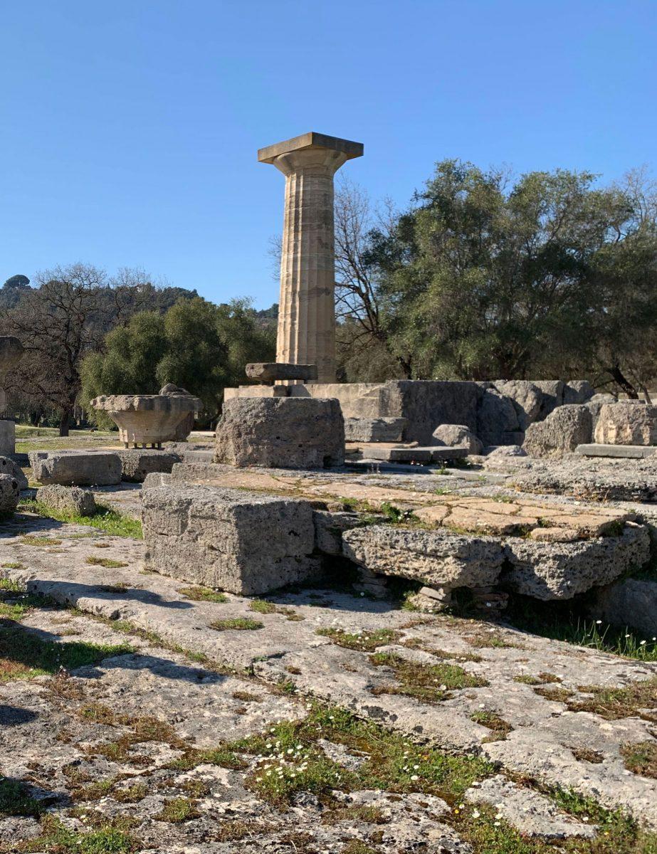 Αρχαία Ολυμπία. Φωτ.: ΥΠΠΟΑ.