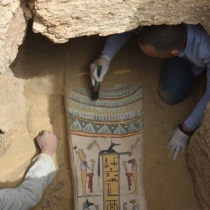 Σακκάρα: Νέα ευρήματα στη Νεκρόπολη των Ιερών Ζώων