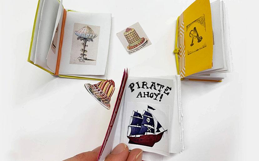 Η Βρετανική Βιβλιοθήκη καλεί τα παιδιά να φτιάξουν βιβλία-μινιατούρες