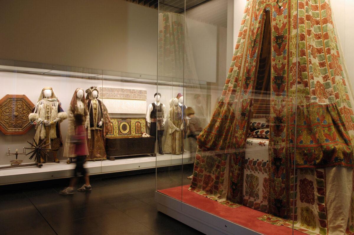 Μουσείο Μπενάκη Ελληνικού Πολιτισμού (φωτ.: Μουσείο Μπενάκη).
