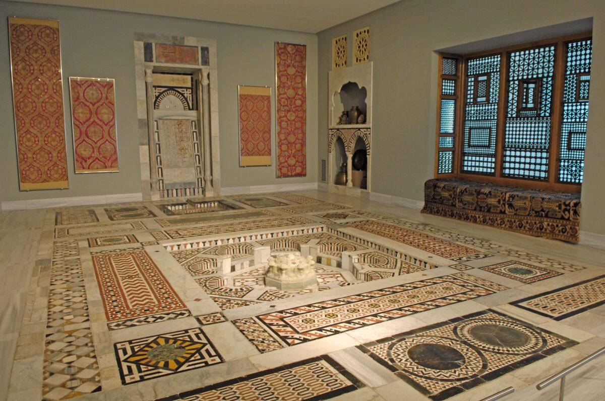 Μουσείο Μπενάκη Ισλαμικής Τέχνης (φωτ.: Μουσείο Μπενάκη).