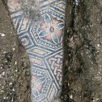 Άριστα διατηρημένα ρωμαϊκά ψηφιδωτά αποκαλύφθηκαν σε αμπελώνες