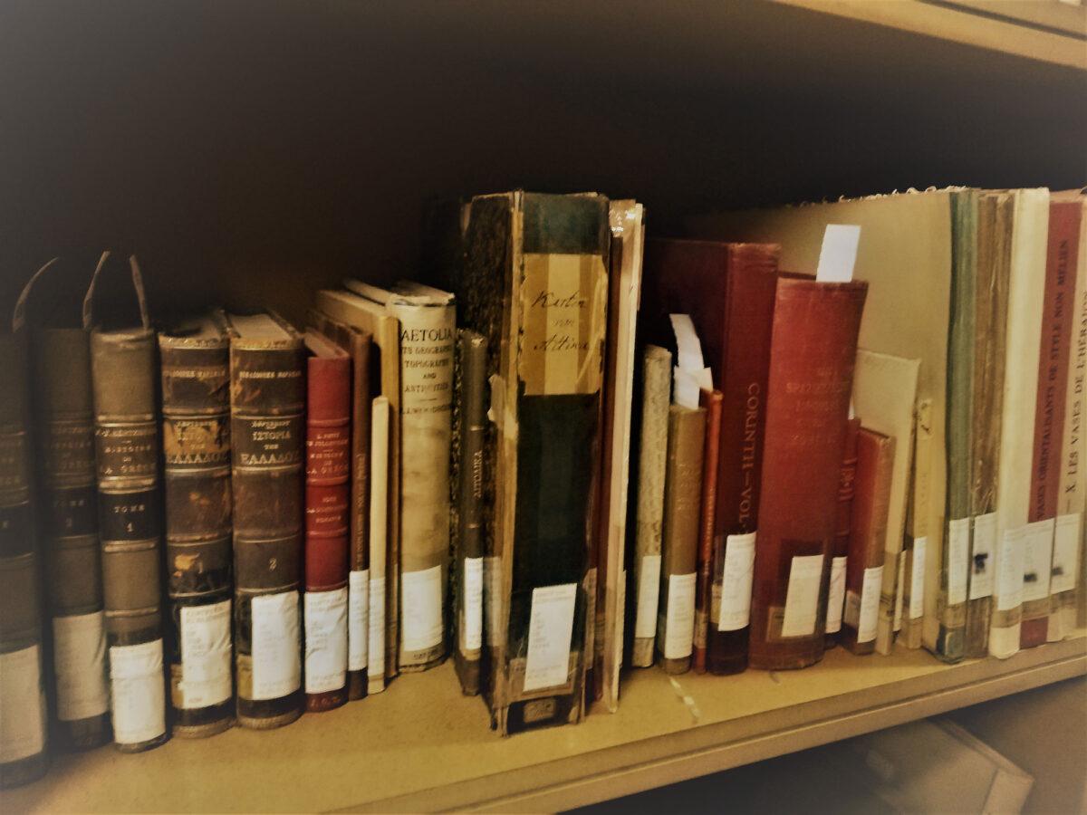Τμήμα των συλλογών (φωτ.: ΑΠΕ-ΜΠΕ).