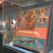 Κειμήλια από τη Μονή Στροφάδων στην έκθεση του Μουσείου Μπενάκη