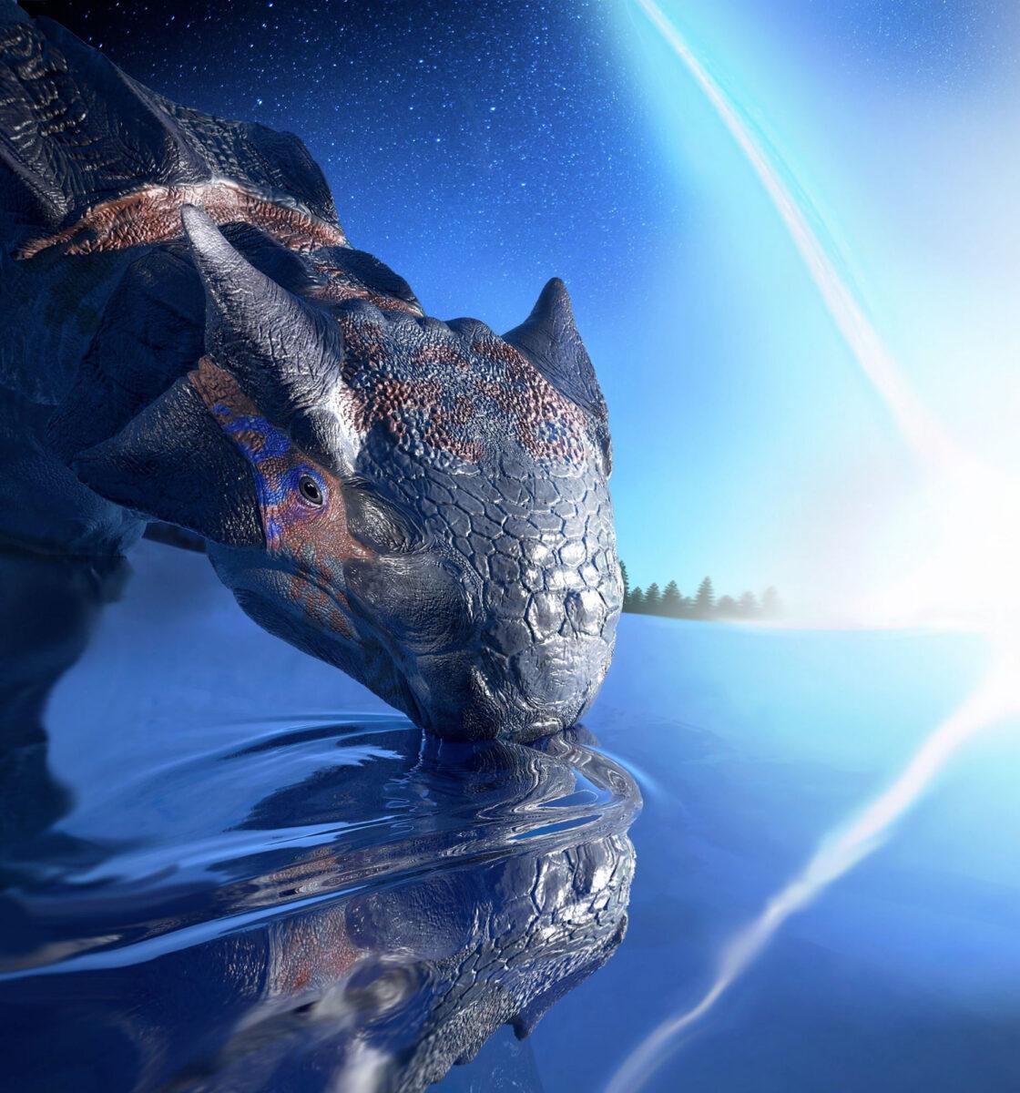 Η πρόσκρουση αστεροειδούς έκανε τη γη ακατάλληλη για τους δεινόσαυρους